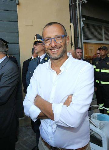Il sindaco di Pesaro, Matteo Ricci (Fotoprint)