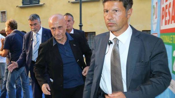 Pesaro, centro storico blindato per il ministro Minniti (Fotoprint)