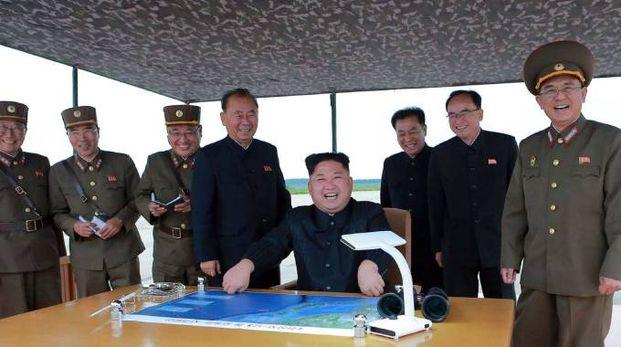 Corea del Nord, il leader Kim Jong-un