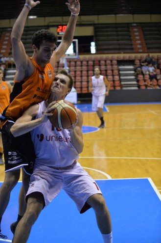 L'amichevole Unieuro contro Tigers (foto Fantini)