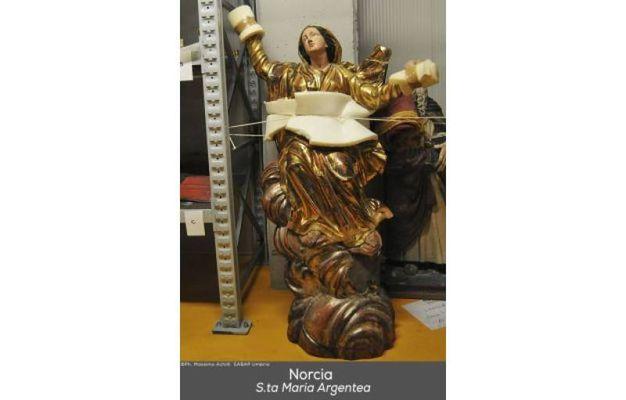 Norcia S.ta Maria Argentea