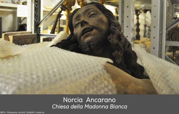 Norcia Ancarano Madonna Bianca