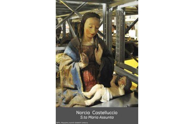 Norcia Castelluccio S.ta Maria Assunta