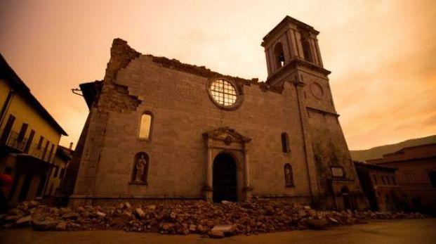 Norcia Chiesa S.Maria Argentea Deisy Valli
