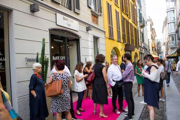 Bake Off Italia, ecco il punto vendita in Brera (Newpress)