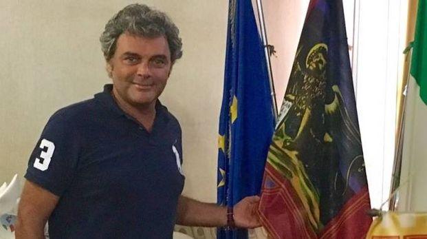 Il sindaco di Rovigo, Massimo Bergamin