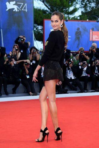 Izabel Goulart (Lapresse)