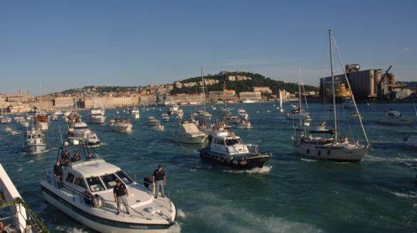 Una passata edizione della Festa del mare di Ancona (foto Antic)