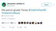 Alessandro Cattelan (da Twitter)