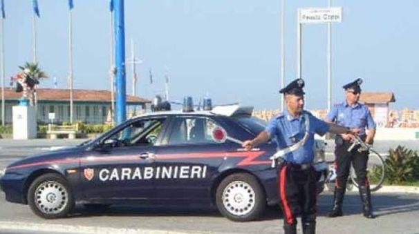 La vittima dell'episodio al momento non si è rivolta né ai Carabinieri né alla Polizia