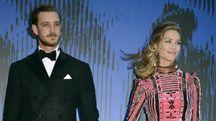 Pierre Casiraghi e Beatrice Borromeo, una coppia da favola (Ansa)