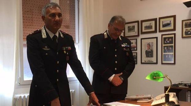 DIVISE Il maggiore dei carabinieri Salvatore Gibilisco Prognosi di 21 giorni allo studente