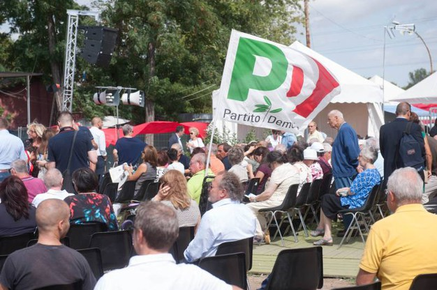 La Festa dell'Unità (foto Schicchi)