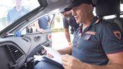 A rimini anche i poliziotti specializzati dello Sco (foto Migliorini)