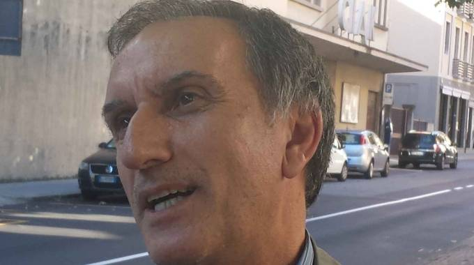 Il provveditore alle carceri della Lombardia, Luigi Pagano (Orlandi)