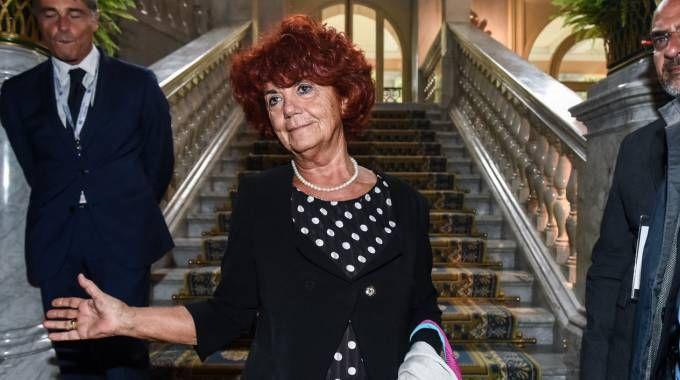Il ministro Valeria Fedeli