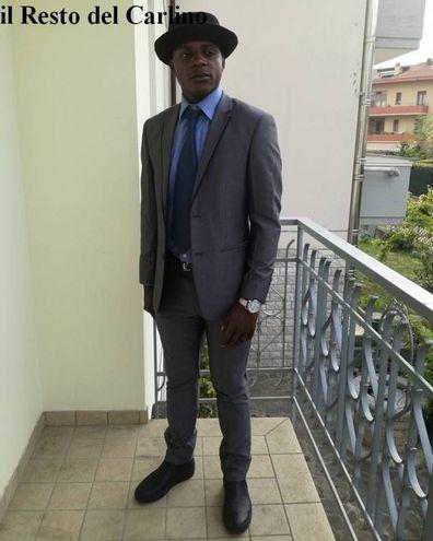 Butungu è un richiedente asilo
