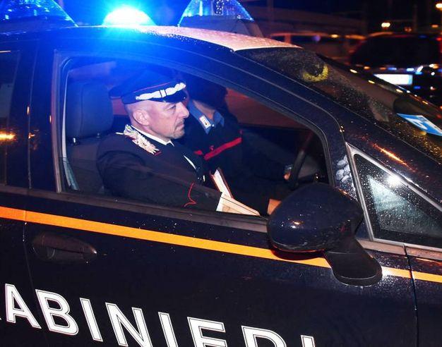 E' stato arresttao in stazione a Rimini, stava cercando di scappare (foto Migliorini)