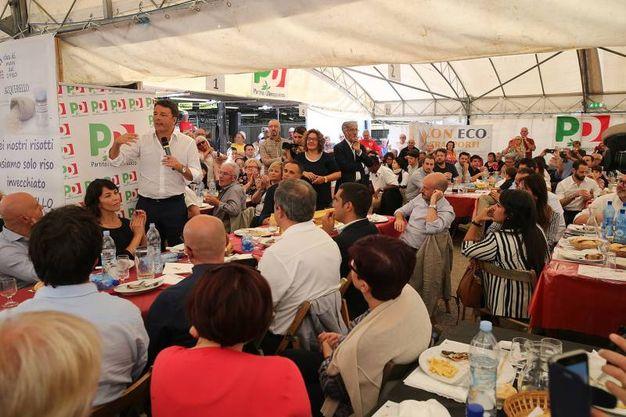 Il Pd unico argine ai populisti (foto Zani)