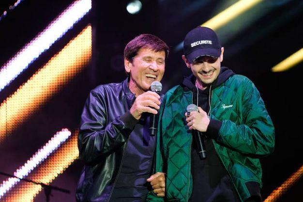Radio Bruno Estate, Gianni Morandi e Fabio Rovazzi (Foto Schicchi)
