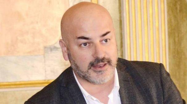 Il sindaco di Castelmassa Eugenio Boschini