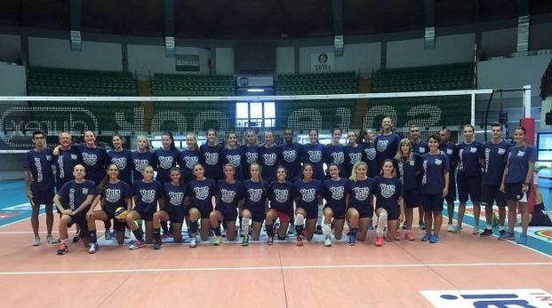 Il settore giovanile femminile del Vero Volley