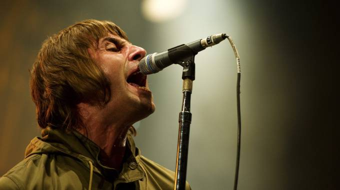 Liam Gallagher (Ansa)