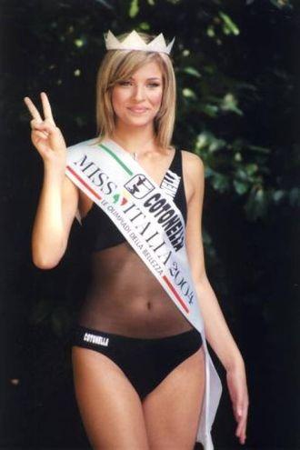 Cristina Chiabotto - 2004