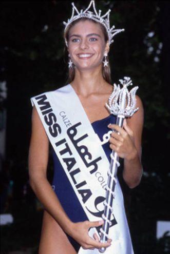 Martina Colombari - 1991