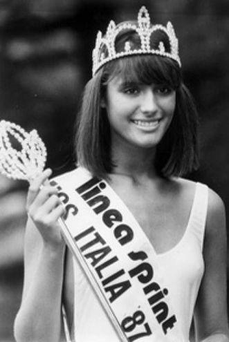 Michela Rocco Di Torrepadula - 1987