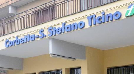 La stazione di Corbetta-Santo Stefano