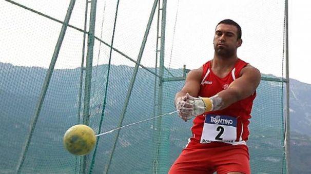 Mario Baldoni in grande forma
