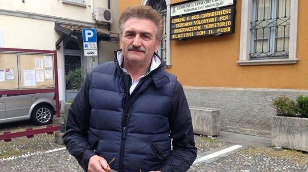 MEDIATORE Il sindaco Angelo Barbati cerca di mettere pace