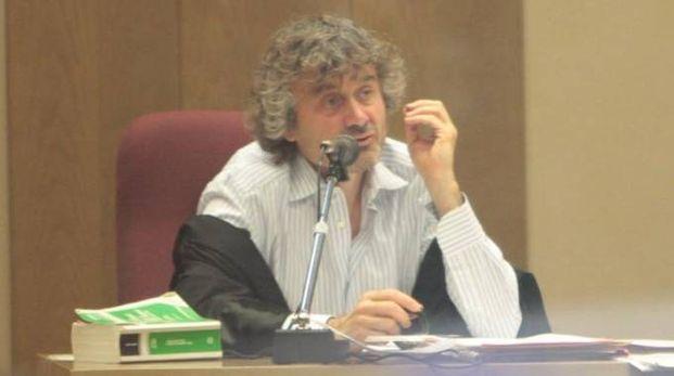 Il Gip di Reggio Emilia Giovanni Ghini