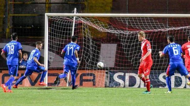 Il Mantova ha iniziato il Campionato perdendo 2-1 in casa con la Virtus Vecomp Verona