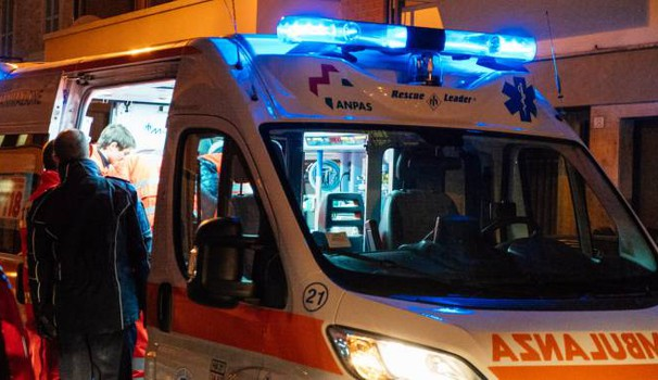 Corsa immediata in ospedale