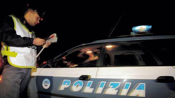 La polizia ha preso subito i rapinatori