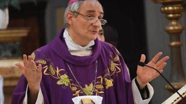 L'arcivescovo di Bologna, monsignor Matteo Zuppi