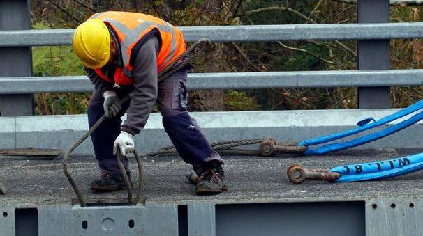 Lavori al ponte