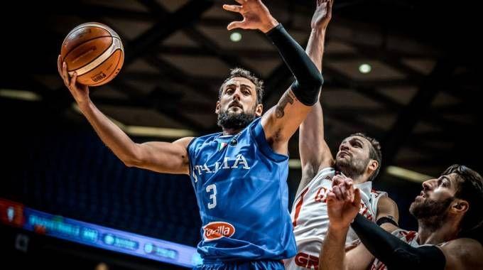 Marco Belinelli (Foto FIBA)