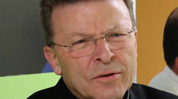 «SONO SERENO»  Il vescovo Trasarti