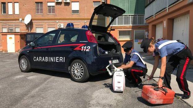 L'indagine è dei carabinieri del Nor di Comacchio