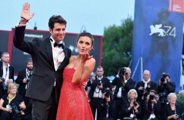 Giampaolo Morelli e Serena Rossi (Ansa)