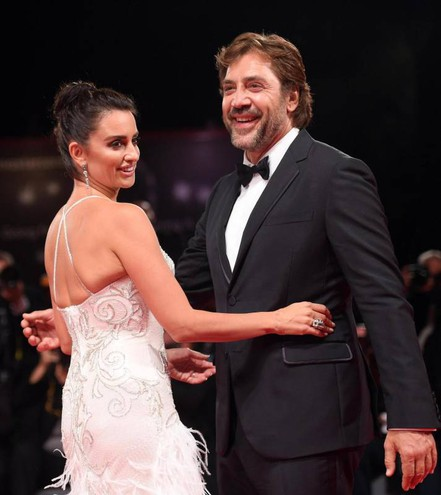 Penelope Cruz e Javier Bardem (Ansa)