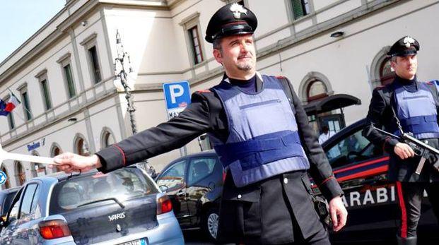 Indagini dei carabinieri