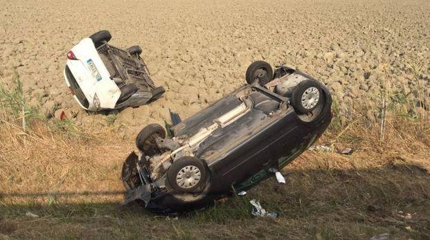 L'incidente in A13