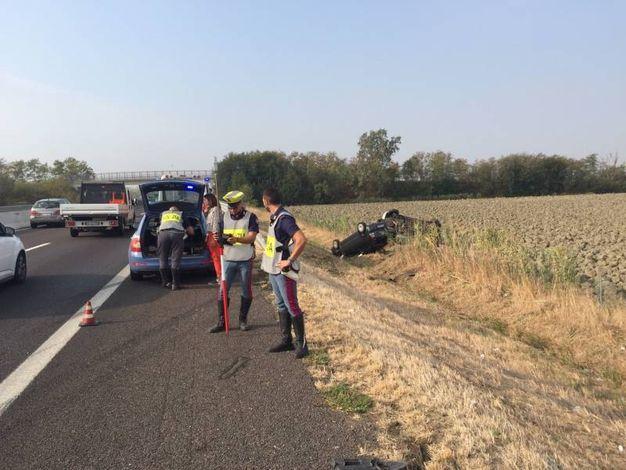 Secondo incidente in A13, traffico in tilt
