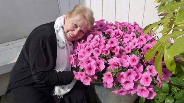 Larysa Naumova, 56 anni