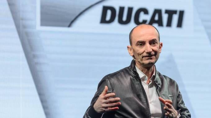 Claudio Domenicali, presidente a ad di Ducati Motor (LaPresse)