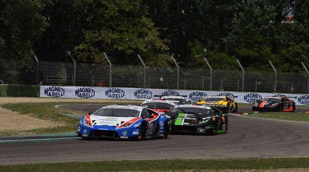 Le auto del campionato GT